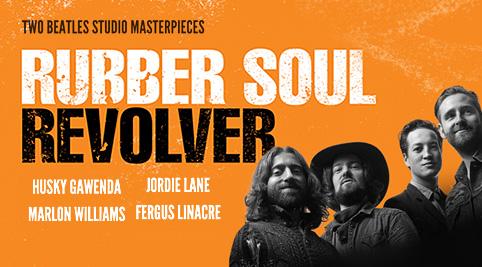 Rubber Soul Revolver